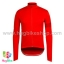 เสื้อจักรยานแขนยาวทีม Rapha 16 (02) สีแดง
