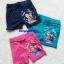 H&M : กางเกงขาสั้น ผ้า cotton ยืด สกรีนลาย Frozen สีเขียว size 1-2y thumbnail 3
