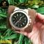 นาฬิกาข้อมือ Michael Kors MK8184 Michael Kors Dylan Chronograph Black Dial Black Rubber Men's thumbnail 3