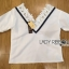 เสื้อคอตตอนสีขาวตกแต่งลูกไม้สไตล์หวานเก๋ thumbnail 7