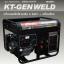 เครื่องยนต์ปั่นไฟเบนซิน+เครื่องเชื่อม 2IN1 KANTO รุ่น KT-GENWELD thumbnail 1