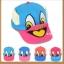 หมวกแฟชั่น ลายน่ารัก มีปีก thumbnail 1