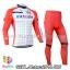 ชุดจักรยานแขนยาวทีม Katwa 14 (01) สีแดงขาว สั่งจอง (Pre-order) thumbnail 1