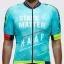 เสื้อจักรยานแขนสั้นทีม MAAP 16 (22) สีฟ้าลาย