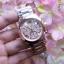 Michael Kors Cooper Chronograph Rose Dial Rose Gold-tone Ladies MK6275 thumbnail 3