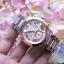 Michael Kors Cooper Chronograph Rose Dial Rose Gold-tone Ladies MK6275 thumbnail 1