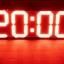 นาฬิกาดิจิตอลLED 30นิ้ว 4หลัก thumbnail 1
