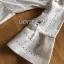 เดรสยาวผ้าคอตตอนปักและฉลุลายสีขาวสไตล์วินเทจ thumbnail 10