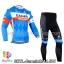 ชุดจักรยานแขนยาวทีม Garmin 14 สีน้ำเงินขาว สั่งจอง (Pre-order) thumbnail 1