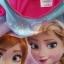 Disney : ชุดนอนแขนยาว ผ้าสำลี พิมพ์ลายเจ้าหญิงแอนนา เอลซ่า สีชมพูเข้ม size : 12m / 18m / 24m thumbnail 2