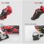 รองเท้าจักรยานเสือหมอบ TIEBAO รุ่น TB36-B816A สีแดงดำ thumbnail 11