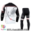 ชุดจักรยานแขนยาวทีม Castelli 14 สีขาวดำ สั่งจอง (Pre-order) thumbnail 2