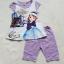 Princess : set เสื้อ+กางเกงพิมพ์ลาย เจ้าหญิงโซเฟีย สีม่วง size 2y thumbnail 1