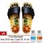 พร้อมส่ง รองเท้าหินอาเกจ ธรรมชาติ นวดกดจุด เพื่อสุขภาพ size 37/39/41 thumbnail 1