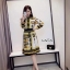 Set เสื้อ+กระโปรง Brand Versace thumbnail 5