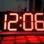 นาฬิกาดิจิตอลLED 40นิ้ว 4หลัก thumbnail 1