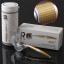 ZGTS Titanium Derrma roller เข็มกลิ้ง รักษาหลุมสิว เดอร์มาโรลเลอร์ from France Micro needle Roller (Gold) thumbnail 1