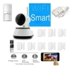 2 in 1 home security with 720P wifi camera