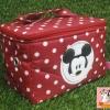 กระเป๋ากรงชูก้าร์ แฟนซี สีแดง