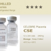 Célebre Skin-Collagen-Elastin (CSE) 12vials x 2ml 240mg Age-defying Super Extracts for Aesthetic Rejuvenation