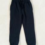Rebel : กางเกงยาวขาจั๊ม สีกรม ข้างในผ้าสำลี size : 4-5y / 8-9y / 11-12y