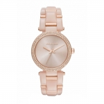 นาฬิกาข้อมือ Michael Kors MK4322 Michael Kors Women's Delray Watch - Rose Gold MK4322