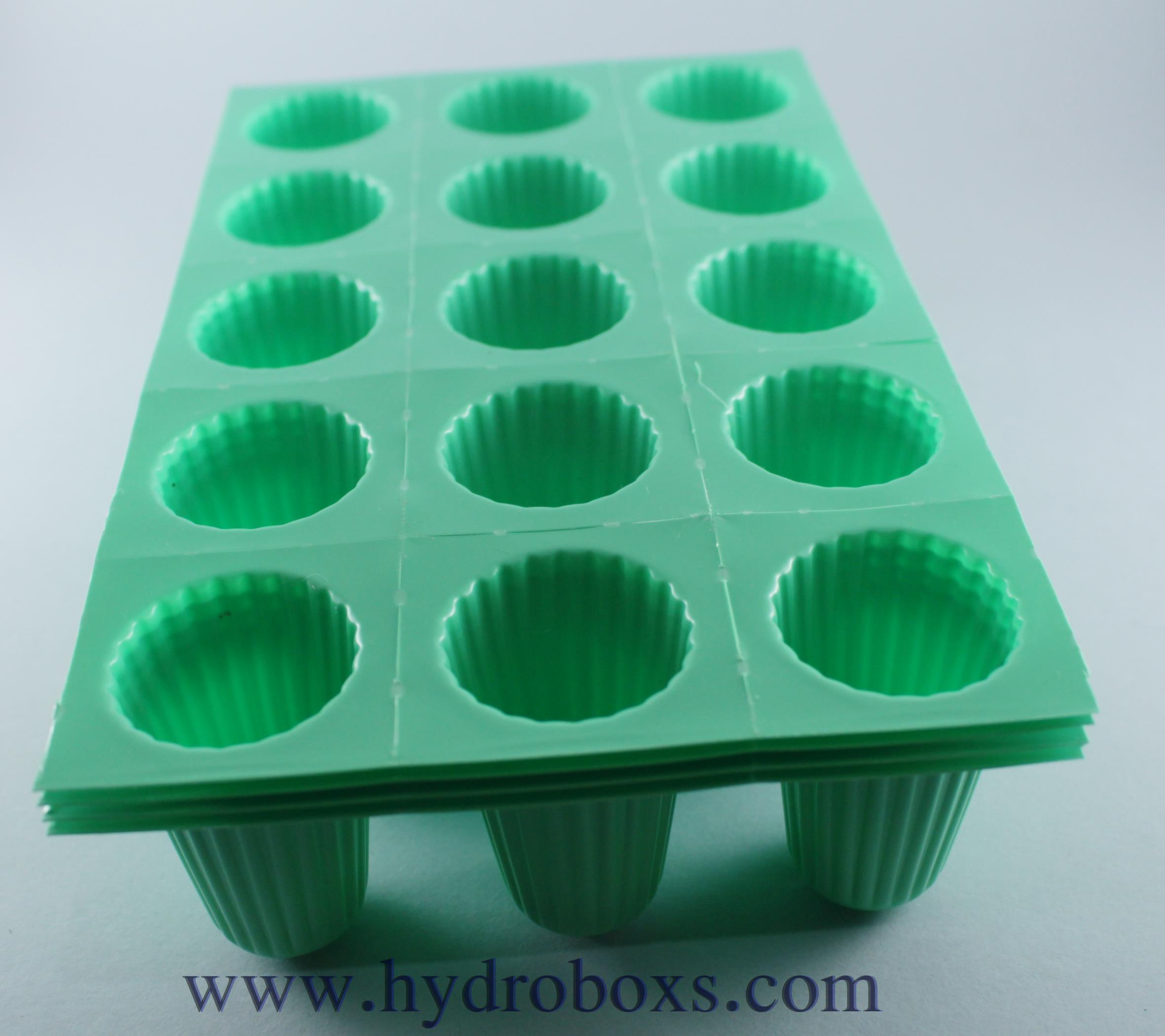 ถ้วยปลูกเขียว (15 ใบ)