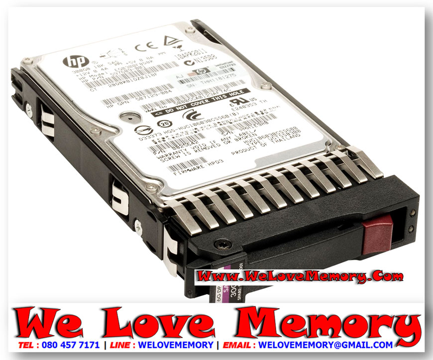 HP 443177-002 146GB 10K RPM 3G SFF 2.5/'/' SAS HOT PLUG SINGLE PORT DRIVE W// TRAY