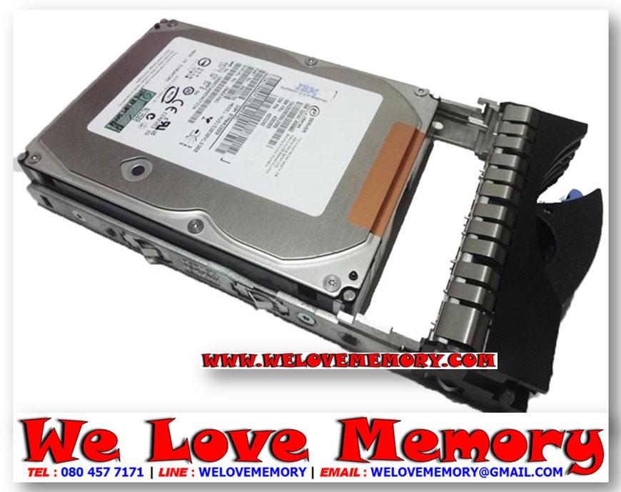 40K1044 39R7350 26K5842 IBM 146GB 15K RPM SAS 3GBPS 3 5INC HS HOT-SWAP  W/TRAY HDD