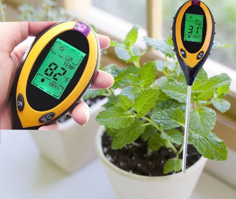 เครื่องวัดค่าดิน Soil Meter (ลดราคาพิเศษ)