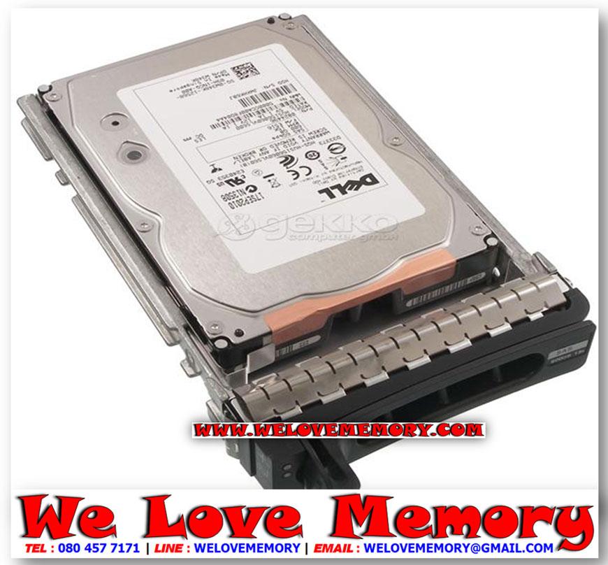 Dell FM501 450GB 15k RPM 3.5 Hot Swap SAS-3Gb//s HDD