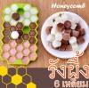 พิมพ์ขนม 6 เหลี่ยมรังผึ้ง 10 กรัม/ช่อง B595