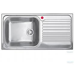 อ่างล้างจาน BLANCO รุ่น TIPO XL 6 S สแตนเลส Cat. No. 495.39.187