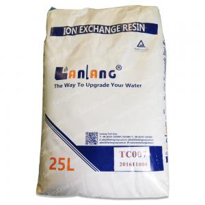 สารกรองเรซิน LANLANG TC007IG (25ลิตร/ถุง)