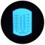 กล้องส่องวัดความเค็ม 0-100 ppt Salinity Refractometer thumbnail 4