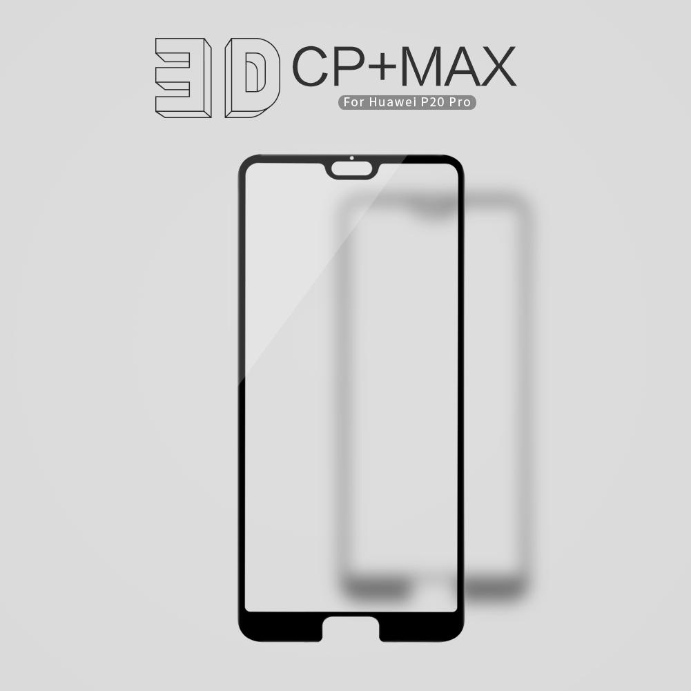 ฟิล์มกระจกนิรภัย Huawei P20 Pro