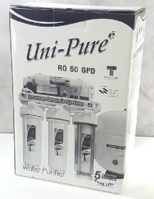 เครื่องกรองน้ำ RO 5 ขั้นตอน Unipure