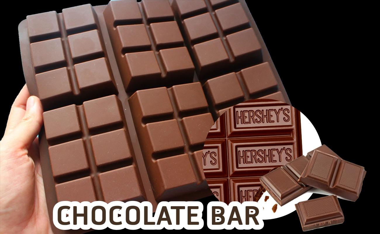 พิมพ์ขนม ช็อคโกแลตบาร์ 90 กรัม B758