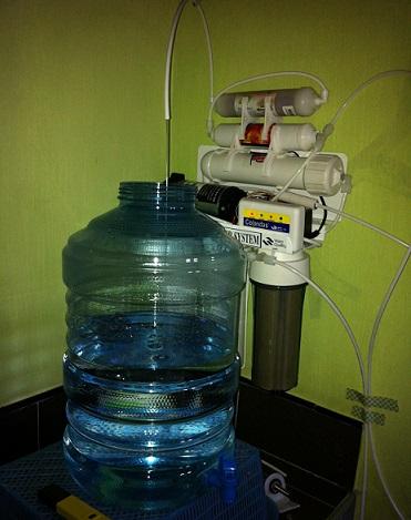 วิธีการเพิ่มค่า PH กรองน้ำ RO