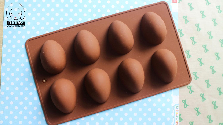 พิมพ์ขนม ไข่ไก่ B323