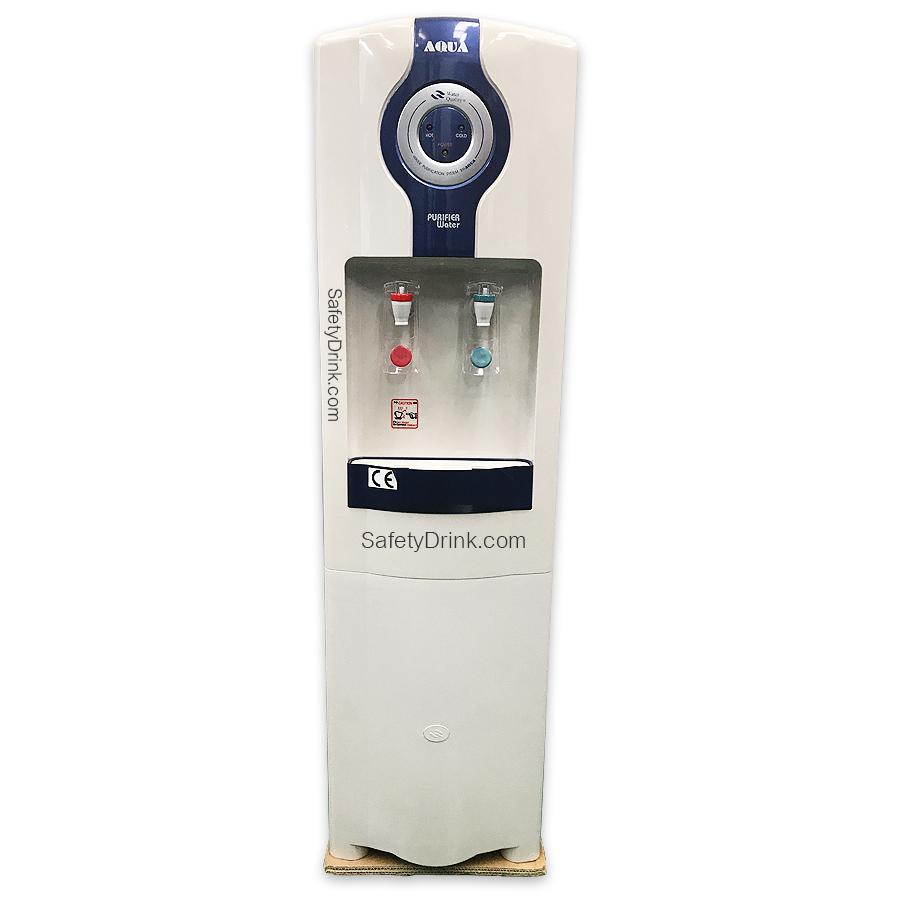 ตู้กรองน้ำร้อน/เย็น AQUATEK AM 1200 (RO)