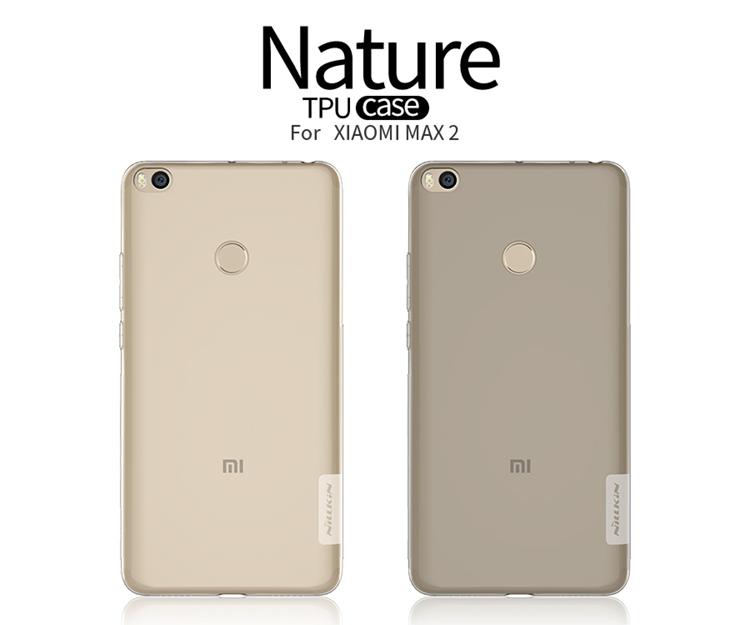 เคสมือถือ Xiaomi Mi Max 2 รุ่น Premium TPU case
