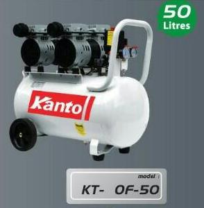 ปั๊มลม OIL FREE KANTO รุ่น KT-OF-50