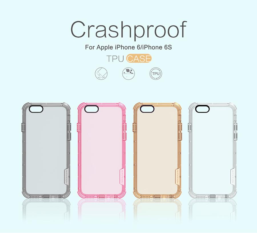 เคสมือถือ Apple iPhone 6/6s รุ่น Crashproof Case