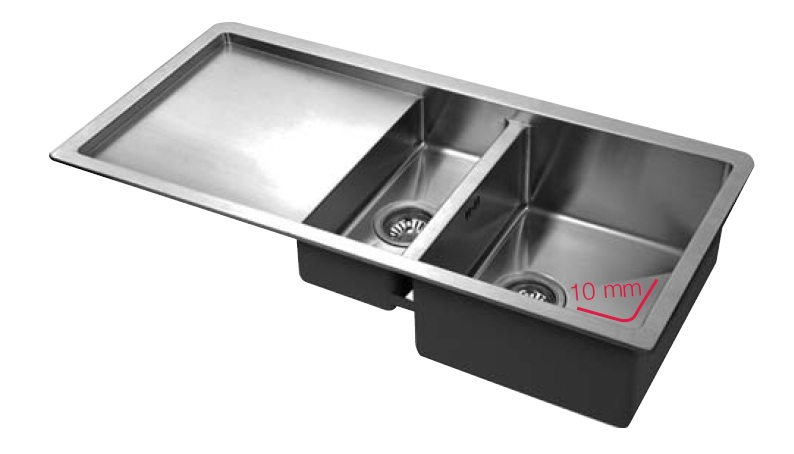 อ่างล้างจาน HAFELE รุ่น MZ-451