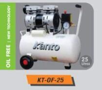 ปั๊มลมโรตารี่ OIL FREE KANTO รุ่น KT-OF-25