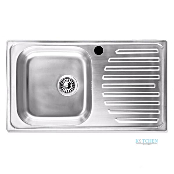 อ่างล้างจาน HAFELE รุ่น ND-822T-LHB Cat. No.567.10.012