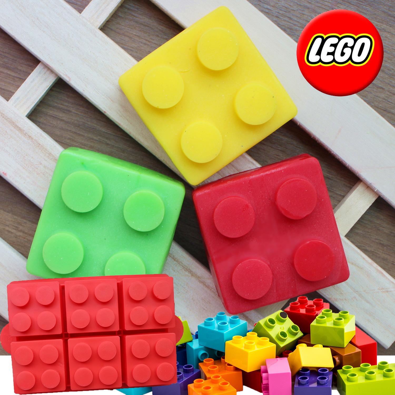 พิมพ์ขนม ตัวต่อเลโก้ยักษ์ 160กรัม/ช่อง B599
