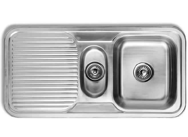 อ่างล้างจาน HAFELE รุ่น ND-851T-RHB