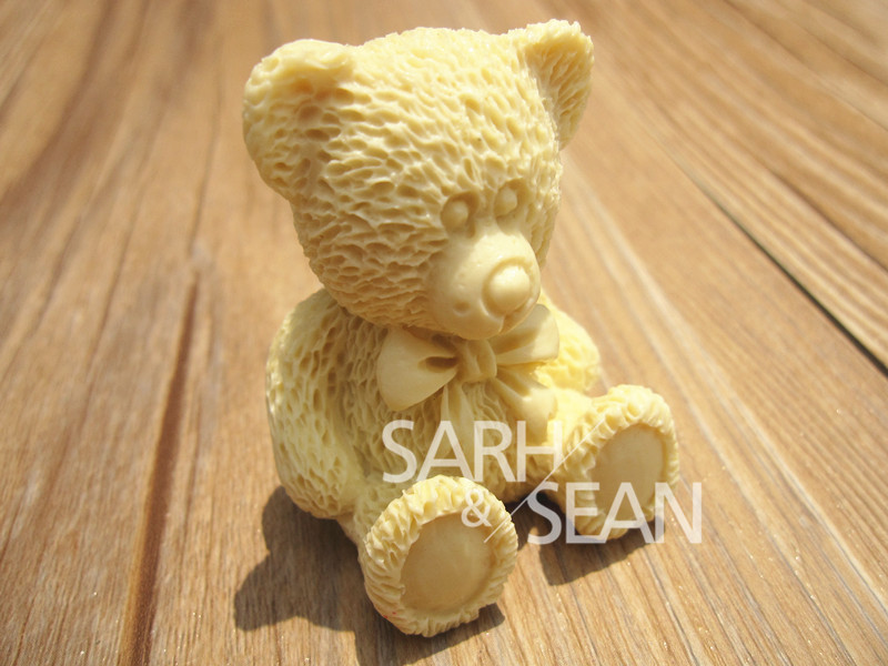 พิมพ์ 3D หมี B227